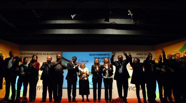 Bdp, Diyarbakır'da Kent Parlamentosu Kuracak