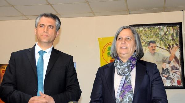 Bdp, Diyarbakır'da Zaferini Kutladı