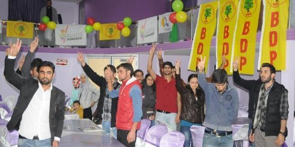 Bdp Edirne Il Örgütü Ilk Olağan Kongresini Yapti