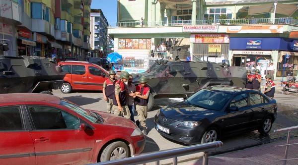 Bdp Elazığ İl Başkanı Da Gözaltına Alındı (2)