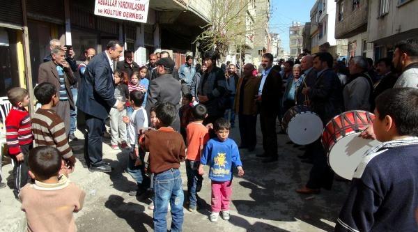 Bdp Gaziantep Adayı Demirbaş: Kimseyi Ötekileştirmeyeceğiz