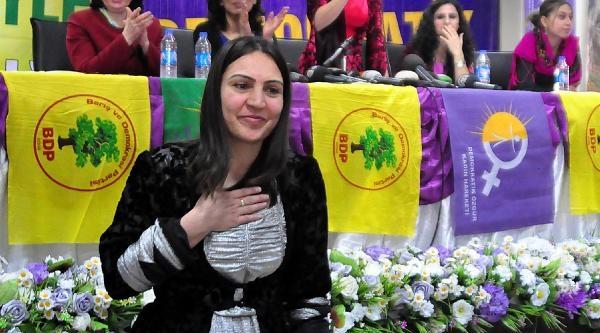 Bdp, Kadin Belediye Başkan Adaylarini Açikladi: Kişanak, Diyarbakir'dan Aday
