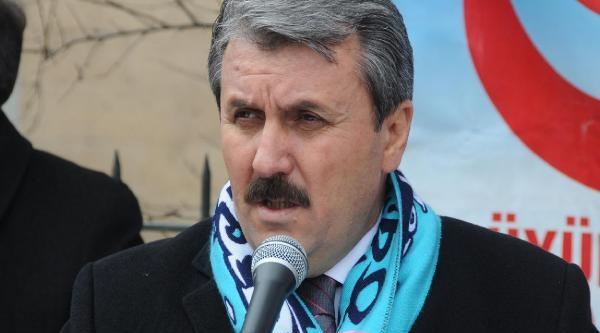 Bdp Lideri Destici: Böyle Giderse Mecliste Daha Fazla Hirsiz, Rüşvetçi Olacak