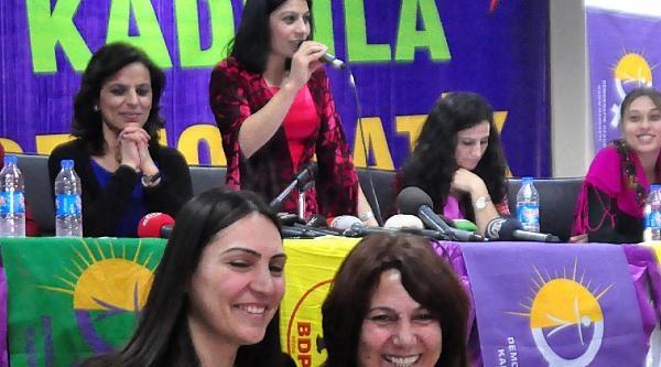 Bdp'de Kadınların Belediye Başkanları Ön Plana Çikti