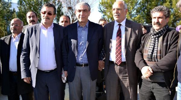 Bdp'li Ayhan, Ankara'ya Gitti
