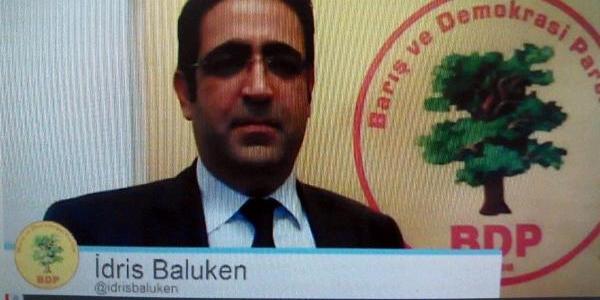 Bdp'li Baluken: Öcalan'a 'başmüzakereci' Pozisyonu Sağlansin