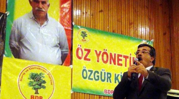 Bdp'li Binici: Öcalan Kürdistan'in Mandela'sidir