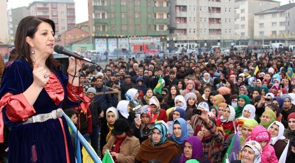 Bdp'li Buldan: 8 Mart 5 Bin Yıllık Erkek Egemenliğine İsyandir