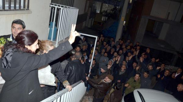 Bdp'li Yildirim'a Tahliye Haberini Gardiyan Verdi - Ek Fotoğraflar