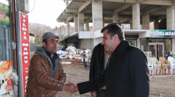 Bdp'li Zozani: Asker Ve Polisten Bdp İçin Oy İsteyin