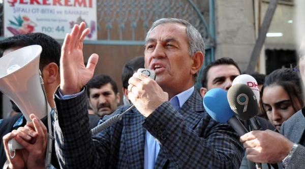 Bdp'Liler Seyit Riza'Yi Elaziğ'da Andi