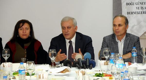 Bedirhanoğlu: Tüsiad'in Batman Çikarmasinda Yatirimlar Açiklanacak