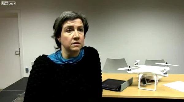 Belçika'Da Sinava Uzaktan Kumandali Uçakla Denetim