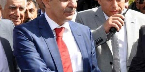 Belediye Başkani Akp'den Istifa Etti