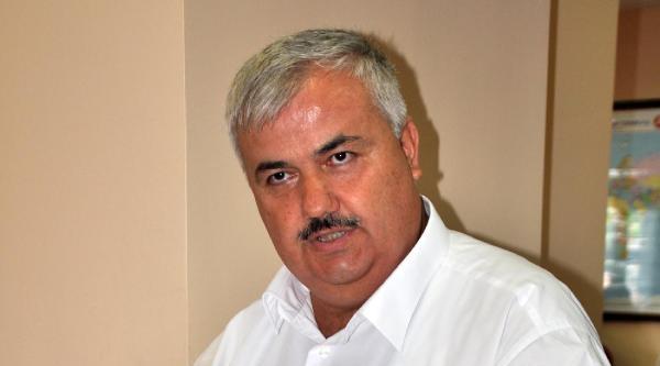 Belediye Başkanı İle Bölge Müdürünün Yol Tartışması