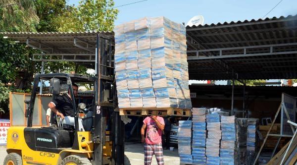 Belediye Deposundan 100 Bin Kitap Çikti