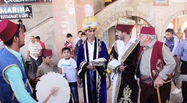 Belediye, Ramazan Etkinliklerini Fermanla Duyurdu