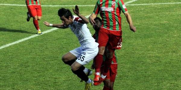Belediye Vanspor - Karşiyaka : 1-0 (Türkiye Kupasi)