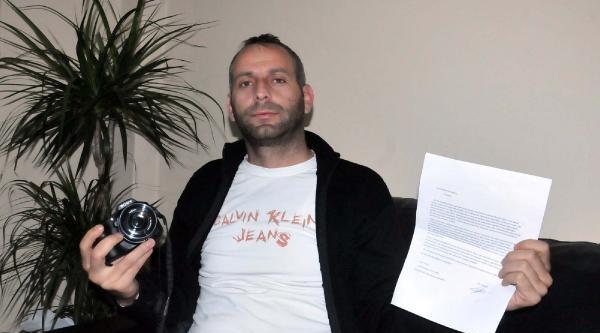 Belediyeden Atilan Taşeron Isçisinin Fotoğrafli Intikami