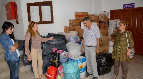 Belediyeden Suriyeli Kürtler İçin Yardım Çağrisi