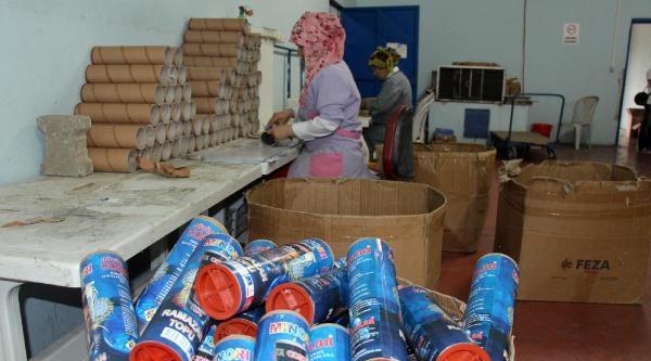 Belediyelere 30 Bin Ramazan Topu Gönderildi