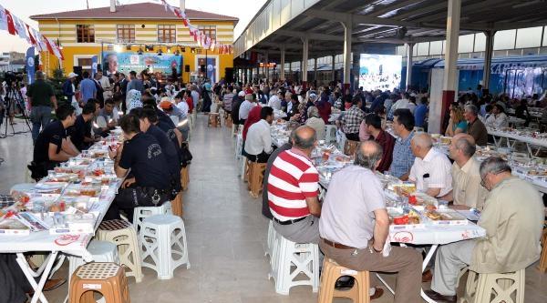 'bereket Treni'ne Sivas'ta Yoğun İlgi
