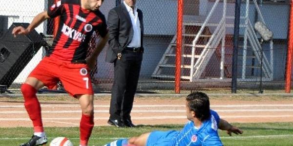 Bergama Belediyespor - Gençlerbirliği: 1-2(Türkiye Kupasi)