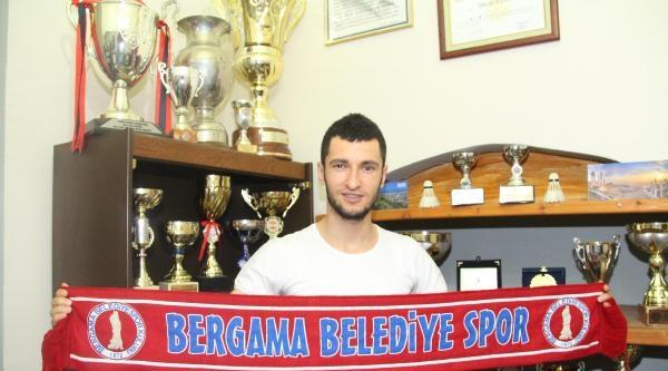 Bergama Belediyespor, Kaleci Salih'le Sözleşme Yeniledi