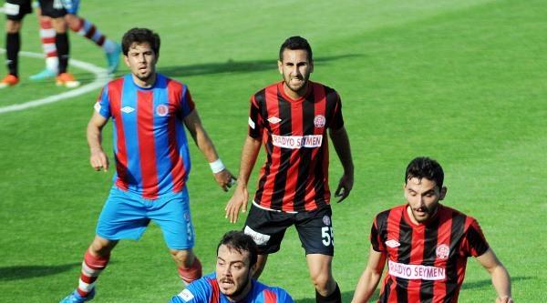 Bergama Belediyespor- Localtime Fatih Karagümrükspor: 1-2