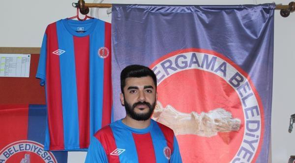 Bergama Belediyespor Mehmet'i Aldı