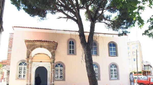 Bergama'da 139 Yıldır Kapalı Olan Yabets Sinagogu Açıldı