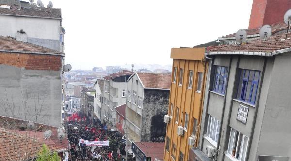 Berkin Elvan İçin Okmeydanı Cemevi'nde Tören Düzenlendi