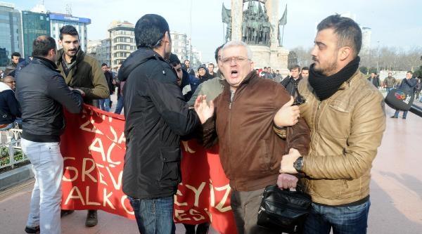 Berkin Elvan Için Taksim'de Ikinci Eylem