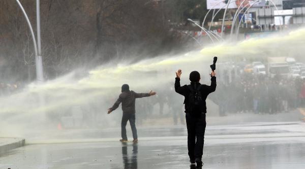 Berkin Elvan İçin Yürümek İsteyen Odtü'lülere Polis Müdahalesi / Ek Fotoğraflar