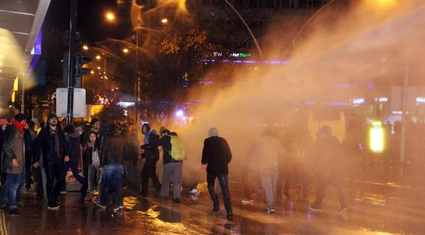 Berkin Elvan Protestosunda 20 Gözaltı