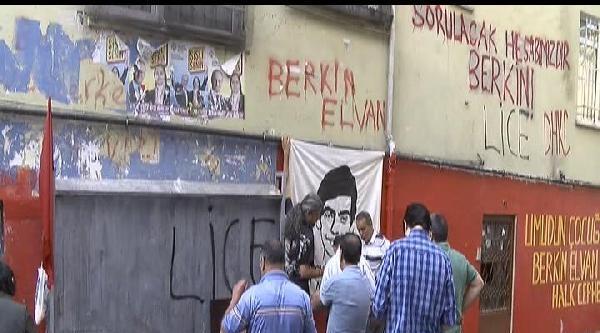 Berkin Elvan Vurulduğu Yerde Anıldı