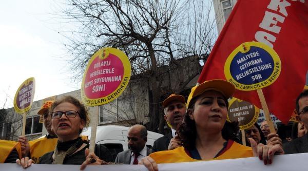 Bes Şube Başkanı Tunç: Vergi Haftası Kutlamaları İptal Edilsin