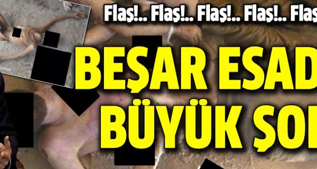 Beşar Esad'a büyük şok!