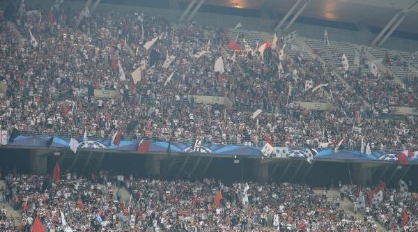 Beşiktaş - Arsenal Maçından Fotoğraflar