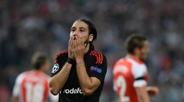 Beşiktaş - Arsenal Maçından Fotoğraflar (2)