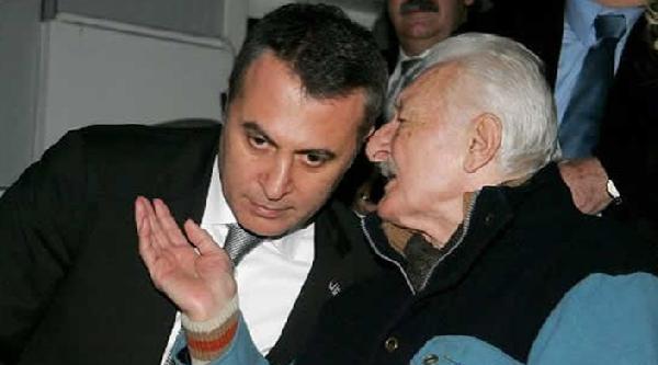 Beşiktaş Başkanı Orman: