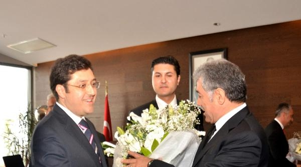 Beşiktaş Belediyesinde Devir Teslim