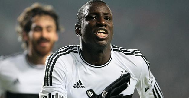 Beşiktaş, Demba Ba'yı borsaya bildirdi
