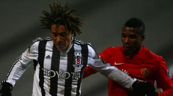 Beşiktaş - Eskişehirspor Maçının İkinci Yarı Fotoğrafları