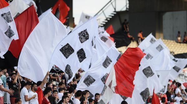 Beşiktaş - Feyenoord Maçından Fotoğraflar