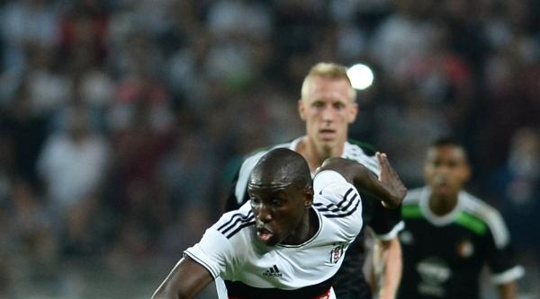 Beşiktaş - Feyenoord Maçından Fotoğraflar (2)