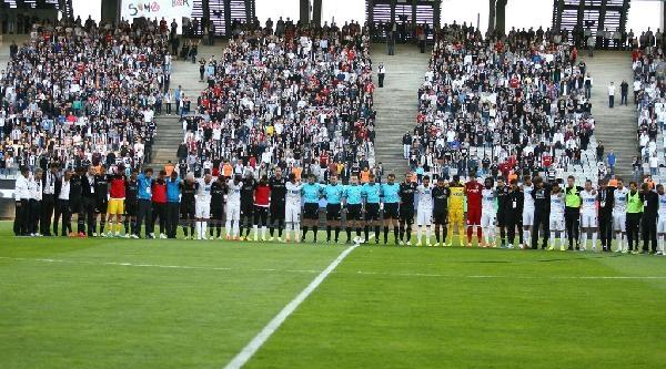 Beşiktaş - Gençlerbirliği Maçından Fotoğraflar