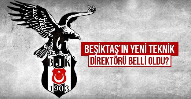 BEŞİKTAŞ'IN TEKNİK DİREKTÖRÜ BELLİ OLDU!