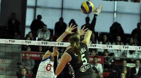 Beşiktaş Kadın Voleybol Takımı Avrupa İkincisi Oldu