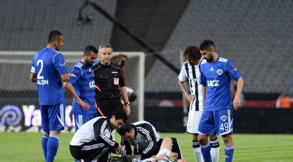 Beşiktaş - Kasımpaşa Maçının Fotoğrafları (ek)